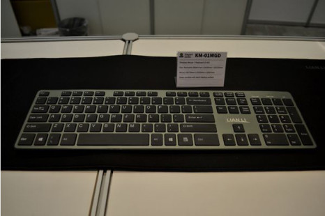 Lian-Li will make keyboards and mice