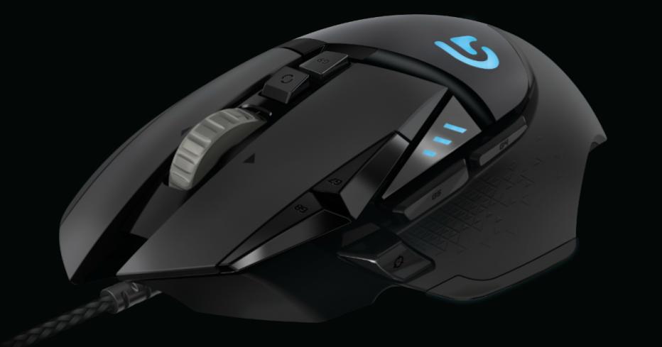 Logitech presents G502 Proteus Spectrum gaming mouse