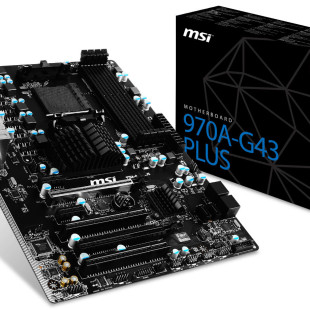 MSI outs new socket AM3+ motherboard