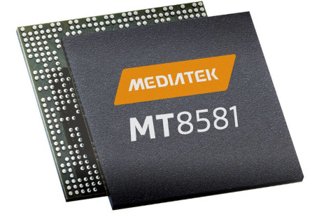 MediaTek announces three new chips for mobile devices
