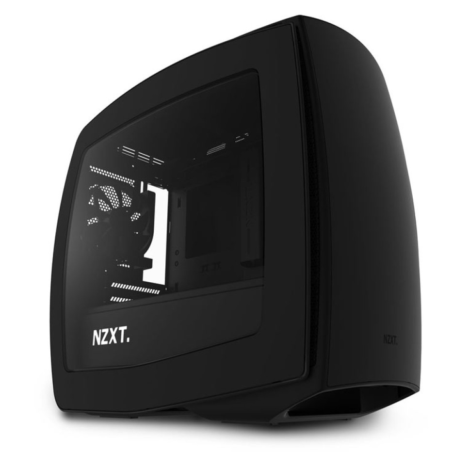 NZXT releases the Manta PC chassis