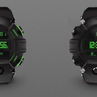 Razer announces smartwatch with two displays