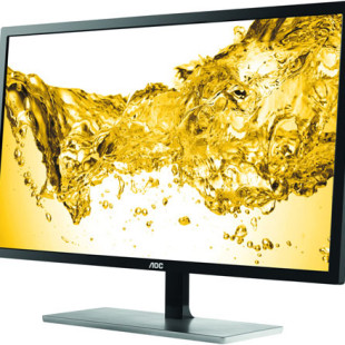 AOC debuts the U2879VF 4K monitor