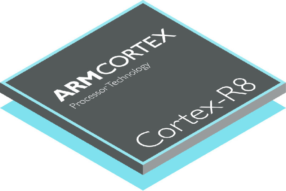 ARM reveals Cortex-R8 real-time processor