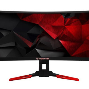 Acer reveals Predator Z35 curved monitor