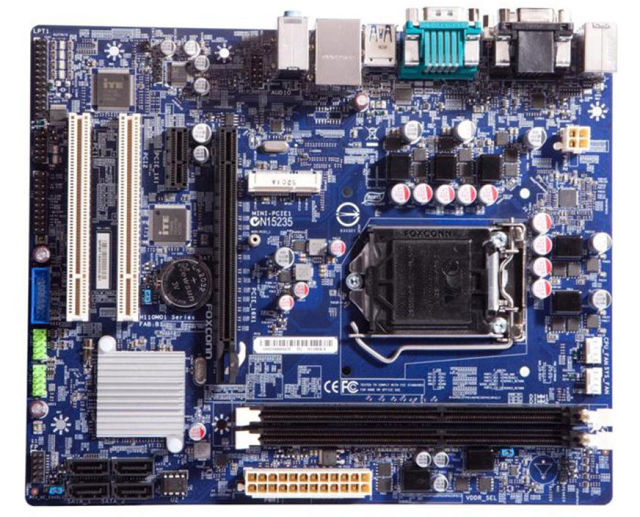 Foxconn releases possibly the simplest Skylake motherboard