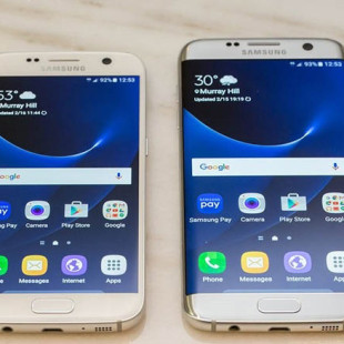 Samsung unveils the Galaxy S7 and Galaxy S7 Edge smartphones
