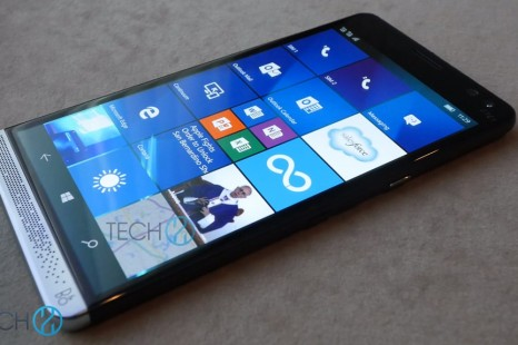 HP's upcoming Windows 10 smartphone is a beast