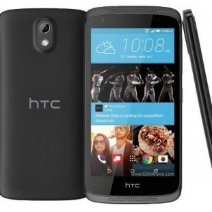 Leak hints of new HTC smartphone