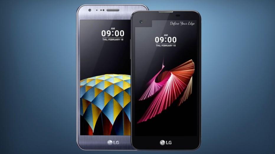 LG presents new smartphone line