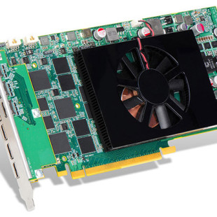 Matrox presents C900 professional video card