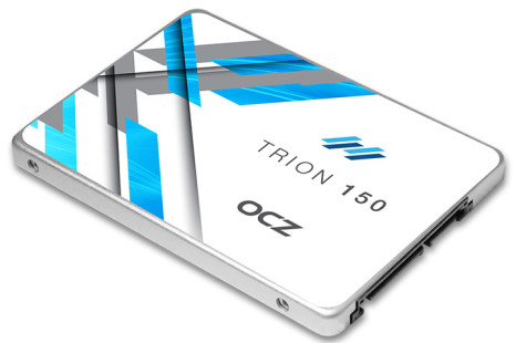OCZ presents Trion 150 Series SSDs