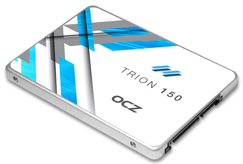 OCZ presents Trion 150 Series SSDs
