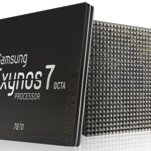 Samsung presents Exynos 7870 SoC