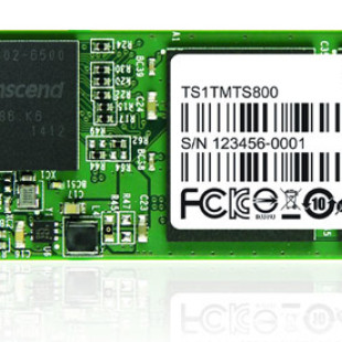 Transcend adds 1 TB SSD to MTS800 line