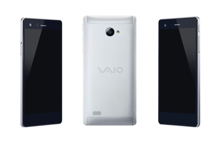 VAIO launches Phone Biz with Windows 10