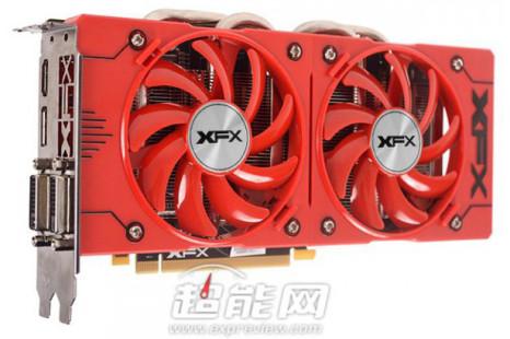 XFX creates convertible video card