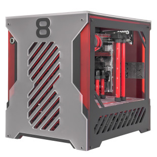 Asteroid is a small form factor gaming PC