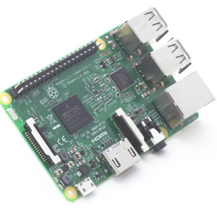 Raspberry Pi 3 gets presented
