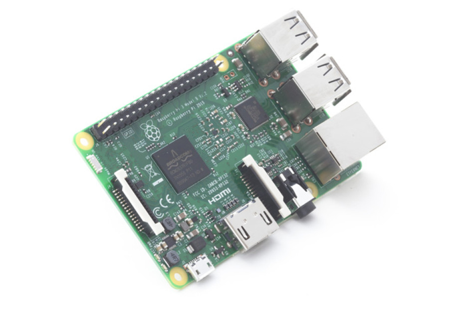 Raspberry Pi 3 gets presented