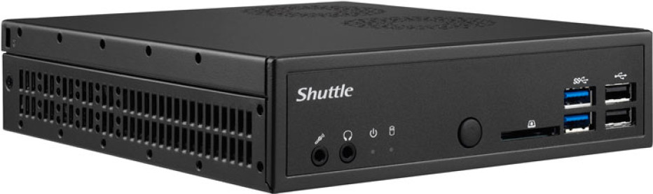 Shuttle presents the DH110 mini PC