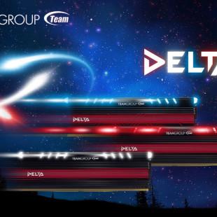 Team Group debuts Delta DDR4 memory
