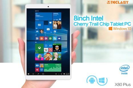 Teclast X80 Plus is a cheap Windows 10 tablet