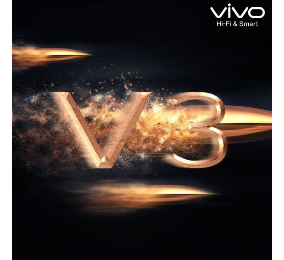 vivo's V3 smartphone is a mid-range device