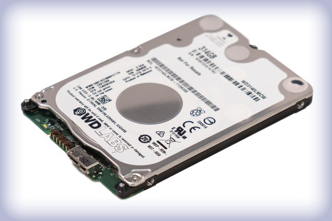 WD announces PiDrive HDD
