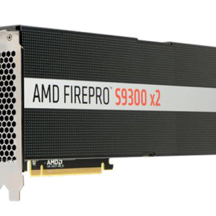 AMD launches the FirePro S9300 X2 video card