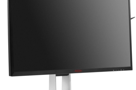 AOC reveals the new AGON line of gaming monitors