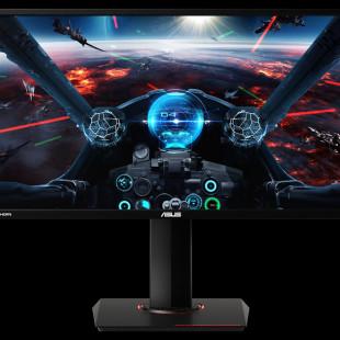 ASUS presents three new gaming monitors