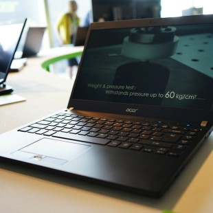 Acer presents notebook with 802.11ad Wi-Fi