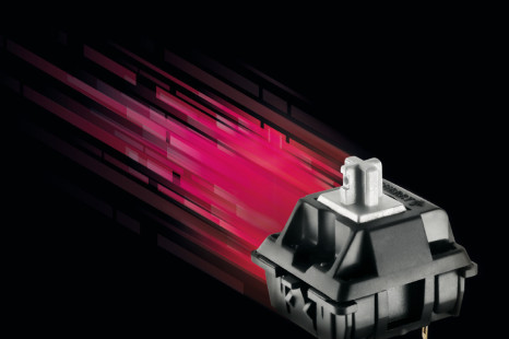 Cherry announces MX Speed mechanical switches
