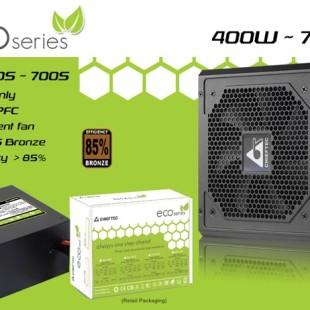 Chieftec launches Eco series PSUs