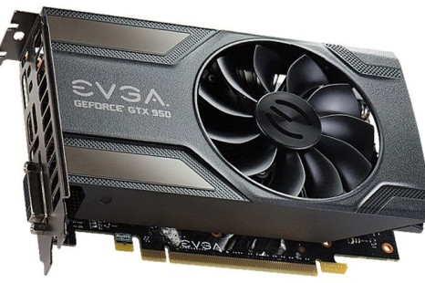EVGA presents energy-efficient GTX 950 video cards