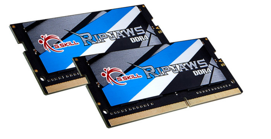 G.SKILL offers Ripjaws DDR4 SO-DIMMs at 3000 MHz