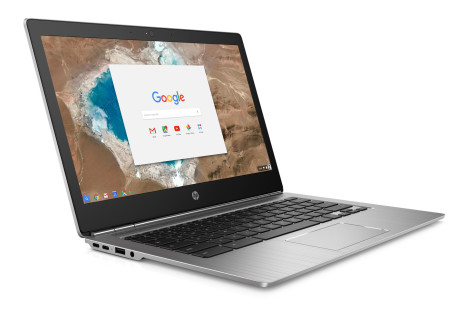 HP unveils the Chromebook 13 notebook