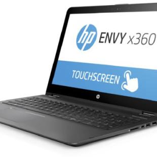 HP unveils ENVY x360 notebook with AMD Bristol Ridge