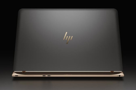 HP changes its logo