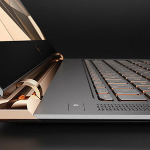 HP presents world's thinnest notebook