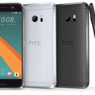 The HTC 10 gets presented