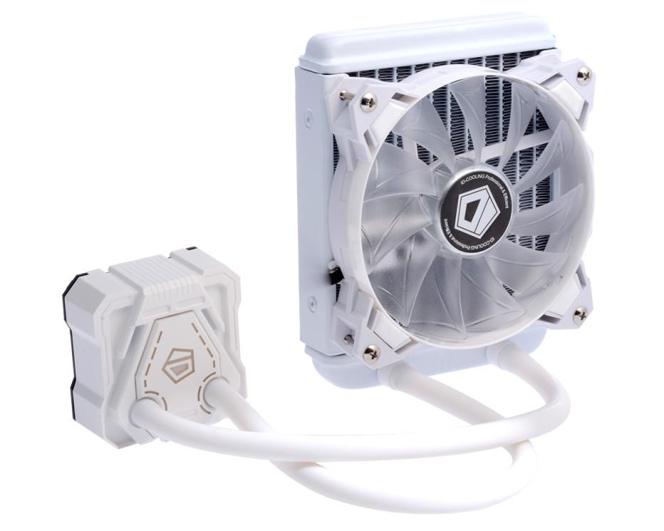 ID-Cooling presents Icekimo 120W liquid cooler