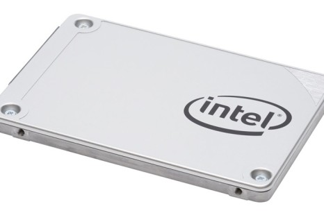Intel releases SSD 540s solid-state drive line