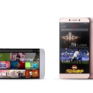 LeEco presents three new smartphones
