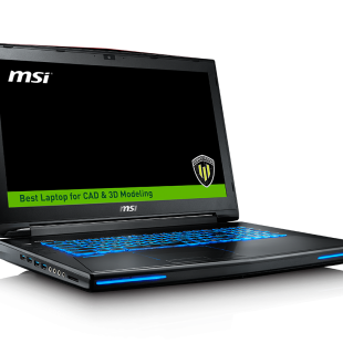 MSI announces the WT72 notebook with Quadro M5500