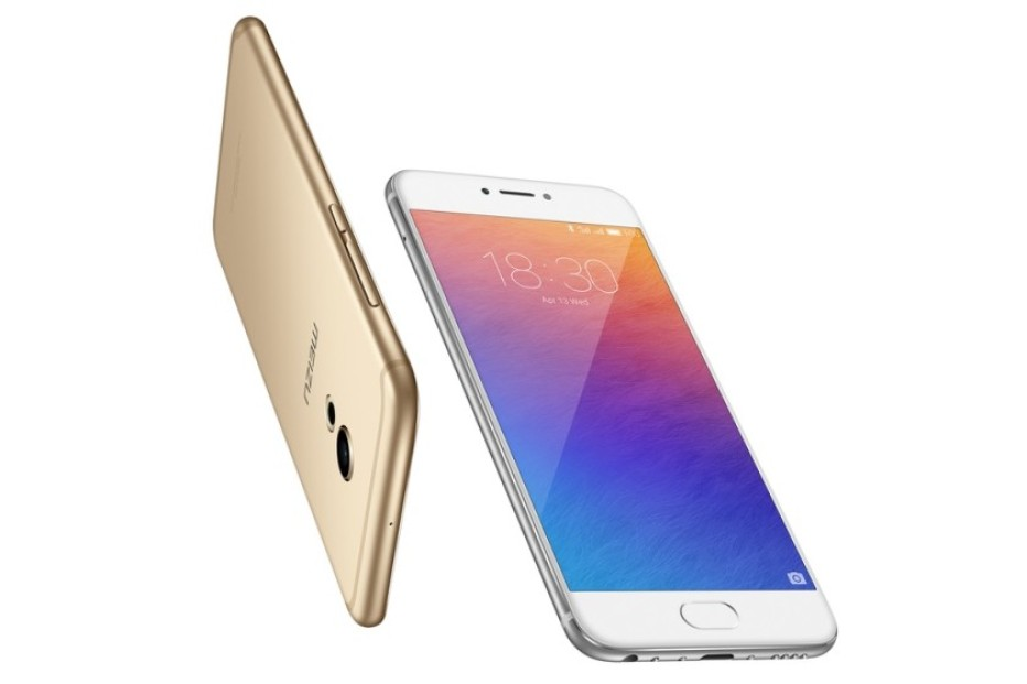 Meizu presents the Pro 6 smartphone