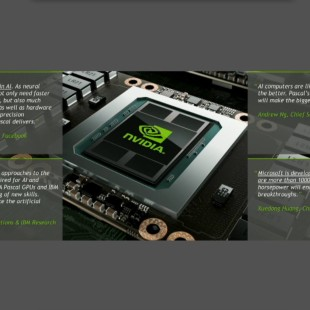 NVIDIA presents first Pascal-based GPU