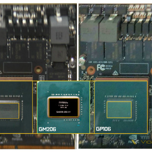 First images of GP104 and GP106 Pascal GPUs emerge