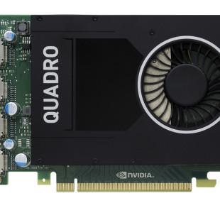 NVIDIA intros Quadro M2000 video card